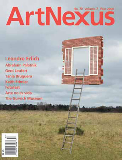 Latest issue of Artnexus English Edition