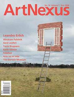 Latest issue of Artnexus Spanish Edition