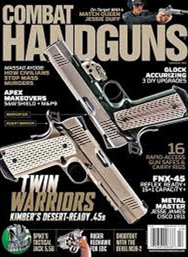 Subscribe to Combat Handguns