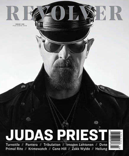 Subscribe to Revolver Magazine