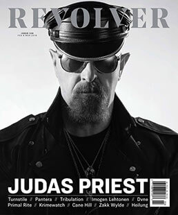 Latest issue of Revolver Magazine