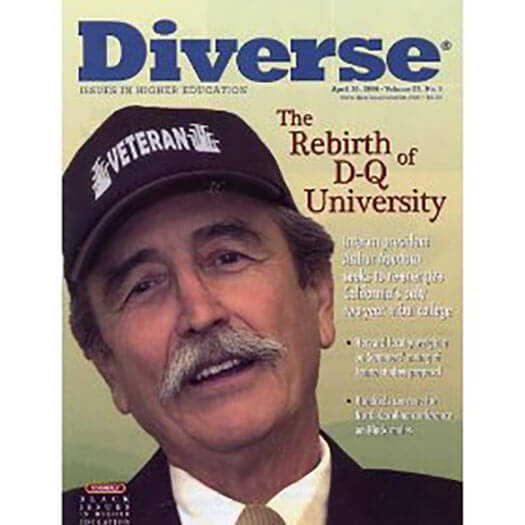 Latest issue of Diverse Issues in Higher Education