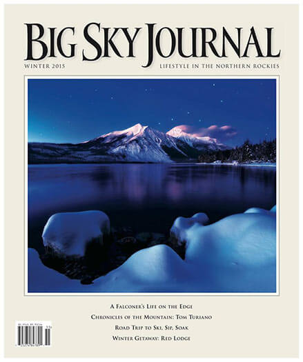 Latest issue of Big Sky Journal