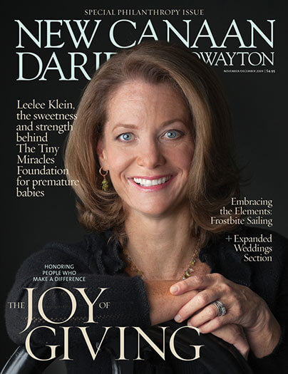 Latest issue of New Canaan-Darien Magazine