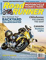 RoadRUNNER Motorcycle Touring & Travel 1 of 5
