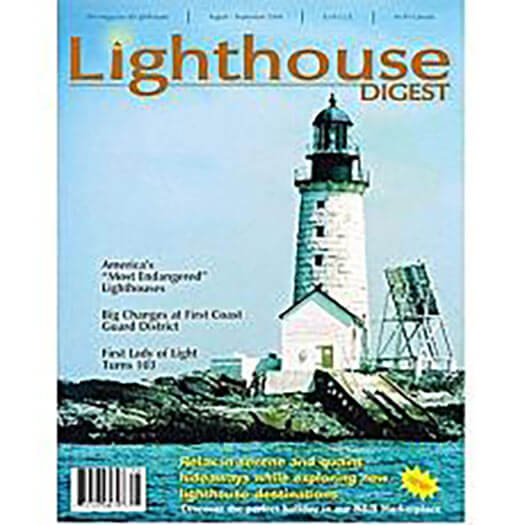 Latest issue of Lighthouse Digest