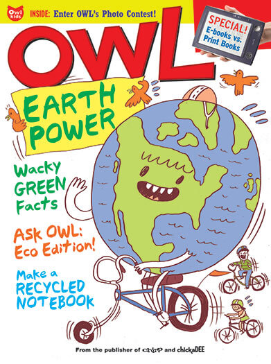 Latest issue of Owl