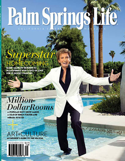 Latest issue of Palm Springs Life