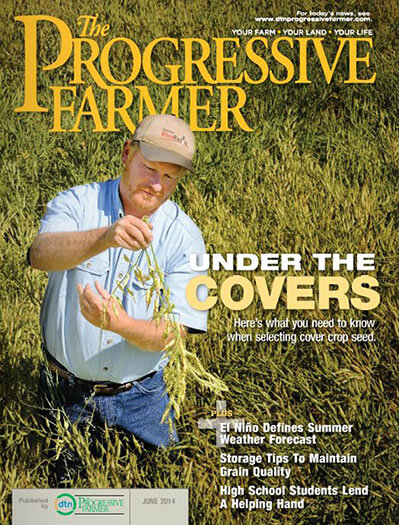 Latest issue of Progressive Farmer Magazine