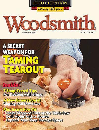 Woodsmith | Magazine Subscription from Magazine.Store