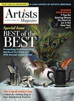 Artists Magazine 1 of 5