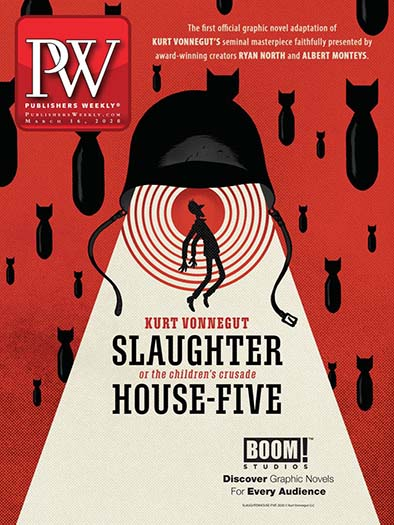 Latest issue of Publishers Weekly