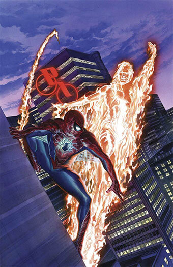 Latest issue of Amazing Spider Man
