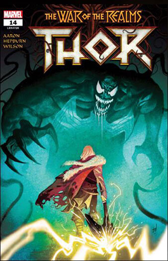 More Details about Thor Comic