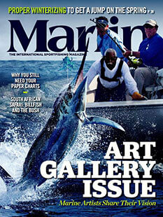 Latest issue of Marlin