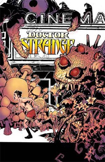 Latest issue of Doctor Strange