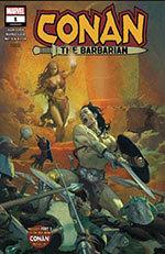 Conan the Barbarian 1 of 5
