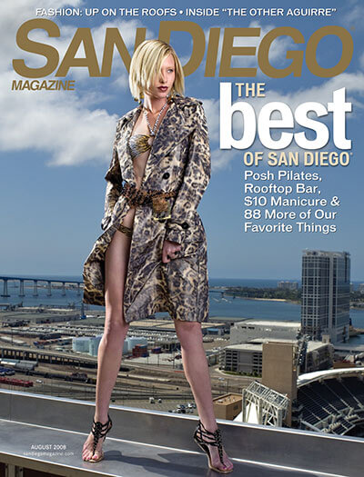 Latest issue of San Diego Magazine