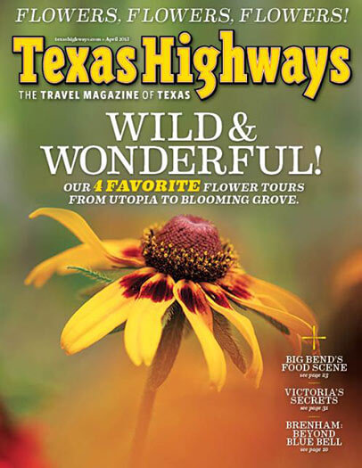Latest issue of Texas Highways Magazine