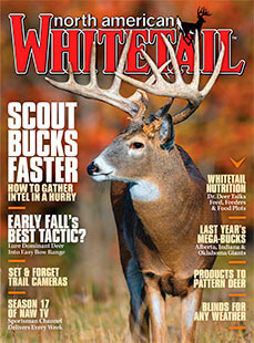 Latest issue of North American Whitetail