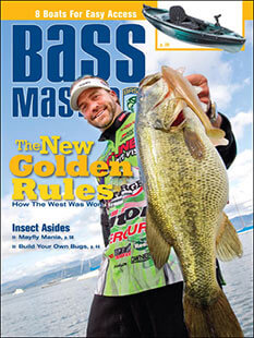 Latest issue of Bassmaster