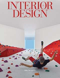 Latest issue of Interior Design