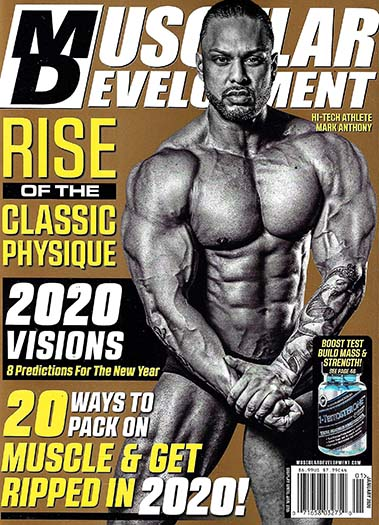 Subscribe to Muscular Development