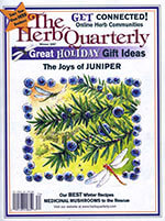 The Herb Quarterly 1 of 5