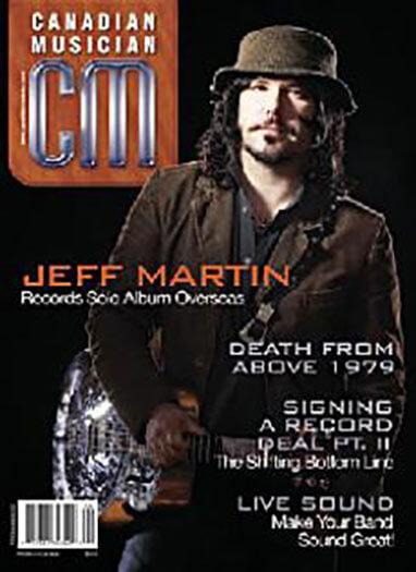 Canadian Music Magazine