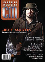 Canadian Music Magazine 1 of 5