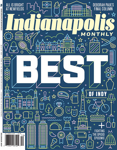 Latest issue of Indianapolis Monthly