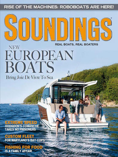 Soundings | Magazine Subscription from Magazine.Store