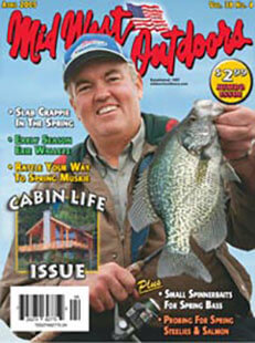Latest issue of Midwest Outdoors Magazine