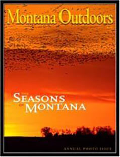 Latest issue of Montana Outdoors