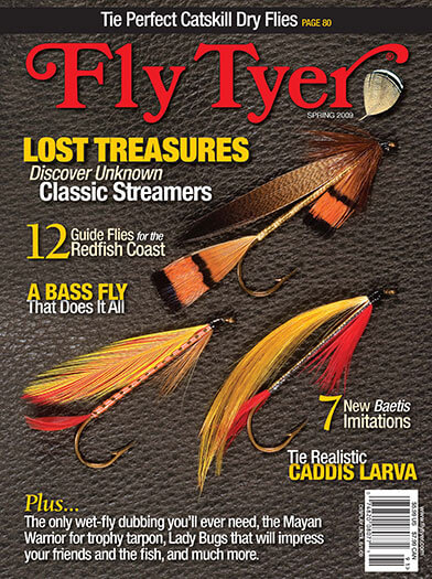 Latest issue of Fly Tyer