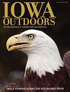 Latest issue of Iowa Outdoors Magazine