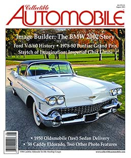 Latest issue of Collectible Automobile