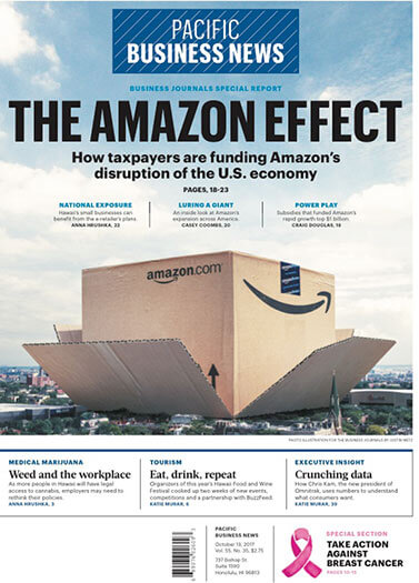 Latest issue of Pacific Business News