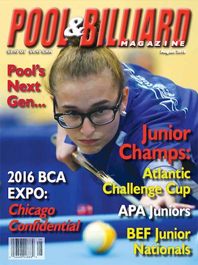 Subscribe to Pool & Billiard Magazine