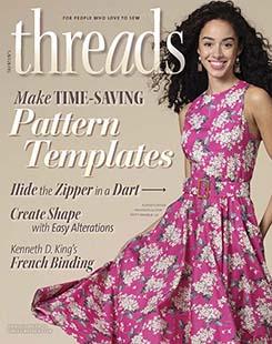 Latest issue of Threads Magazine