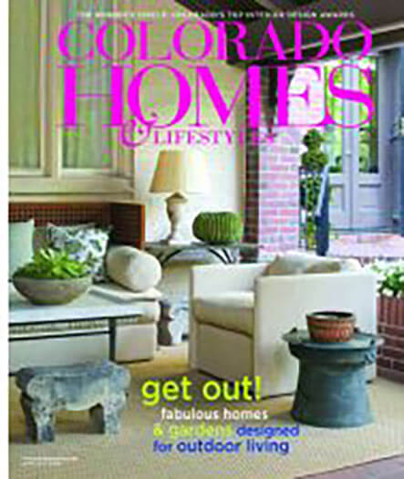 Latest issue of Colorado Homes and Lifestyles