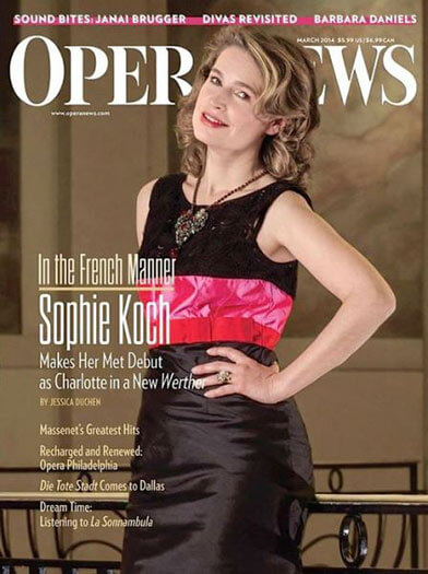 Best Price for Opera News Magazine Subscription