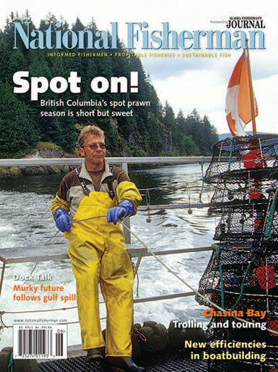 Latest issue of National Fisherman Magazine
