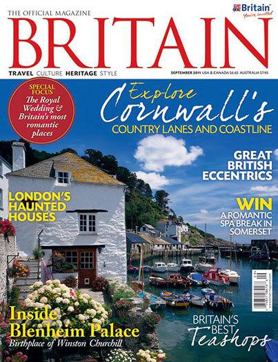 Latest issue of Britain Magazine