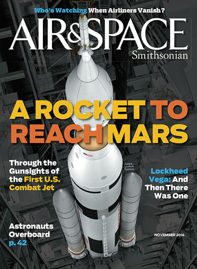 Latest issue of Air Space