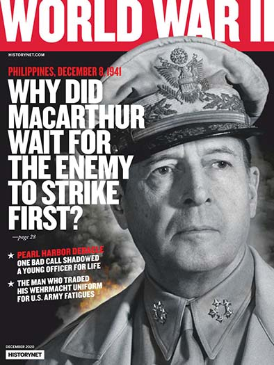 Latest issue of World War II