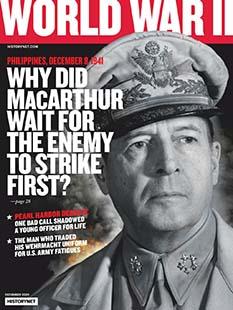 Latest issue of World War II Magazine