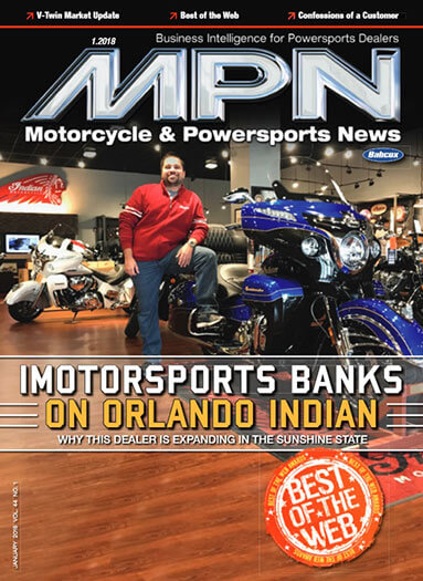 Subscribe to Motorcycle & Powersport News