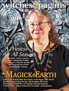 Latest issue of Witches & Pagans Magazine