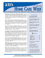 Eli's Home Care Week 1 of 5